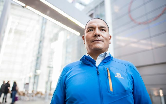 German judges agree to hear Peruvian farmer's climate case against RWE