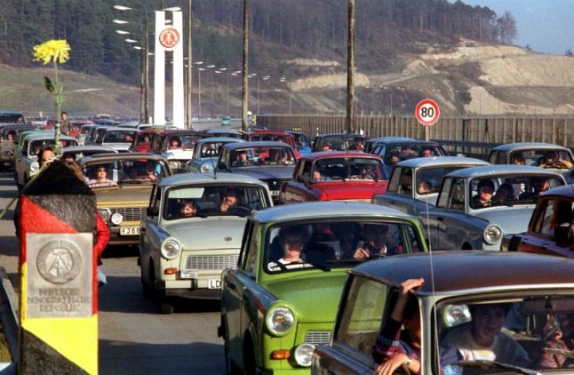 'The opposite of our modern technical world': The Trabi turns 60