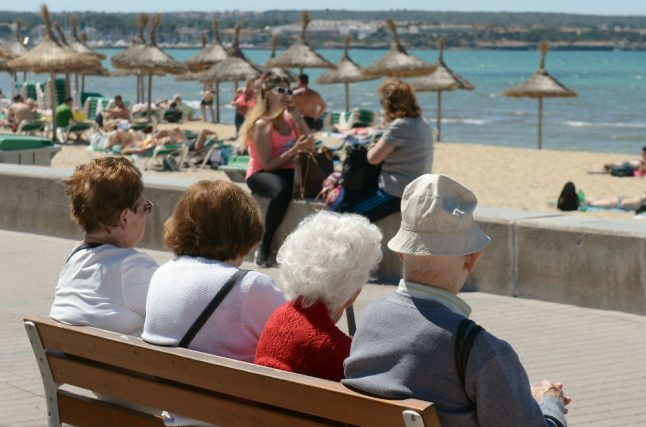 Life expectancy much lower in Germany compared to EU neighbours: study