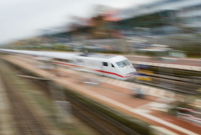 High-speed train from Munich to Berlin abandoned after it hits wild boar
