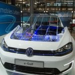 VW says will invest over 34 billion euros in cars of the future by 2022