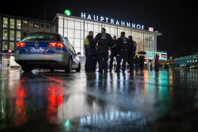 Is Cologne becoming a more dangerous place to live?