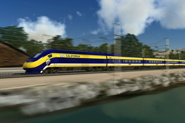 Can Germans fast track California's delayed high-speed rail project?