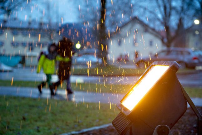 Rain and mild temperatures across Germany forecast before end of year