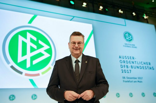 Football: Germany to open new national team academy