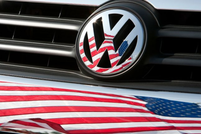 US court sentences ex-VW executive to 7 years' jail for 'dieselgate' role