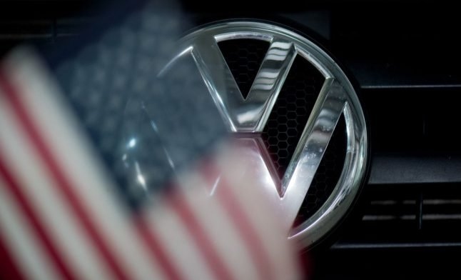VW fires 'dieselgate' executive in his US jail cell