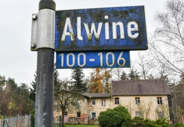 'People had no prospects here': east German village put on market for €125,000