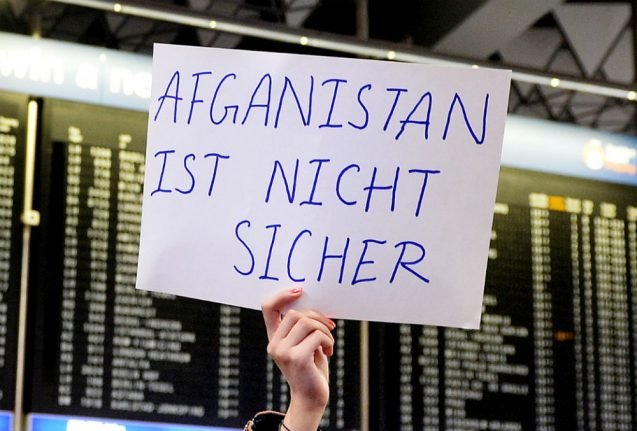 German authorities ordered to take back illegally expelled Afghan man