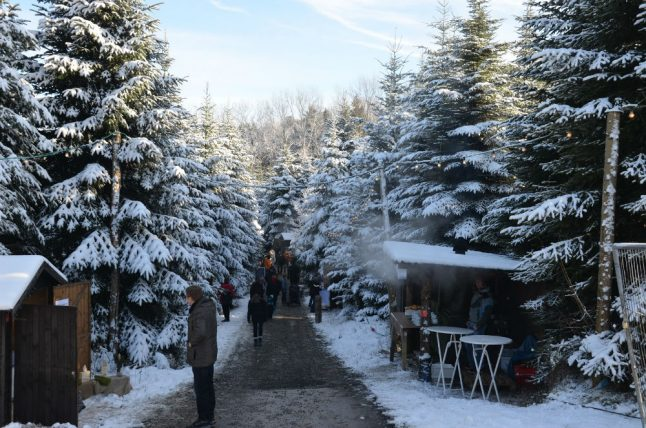 'Locals only': remote Christmas Market tells outsiders to stay away after surprise influx