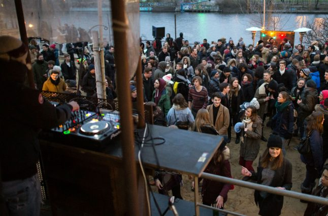 'The night economy': how even conservatives are trying to protect Berlin techno