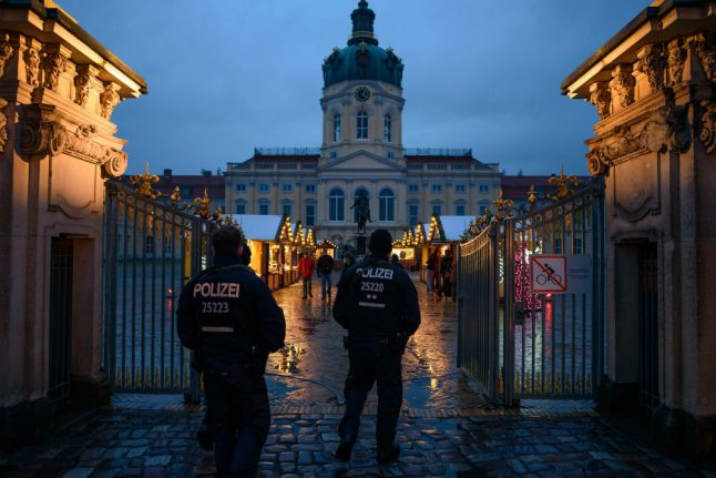 200 ammunition rounds found near Christmas market 'likely a coincidence': Berlin police