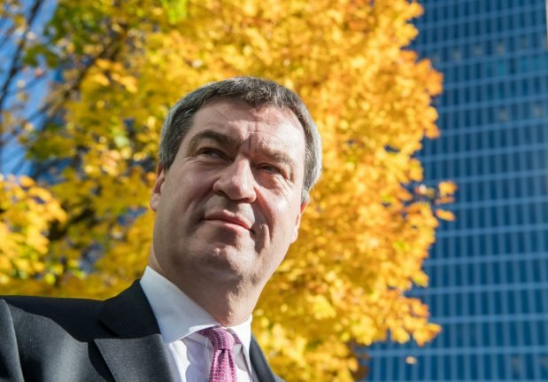 What to know about Markus Söder, the 'power hungry' man soon to be Bavaria's leader