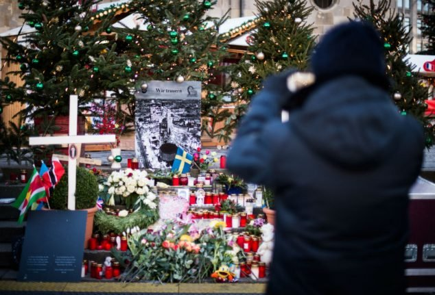 State didn't care for terror attack victims' families properly, Germany admits