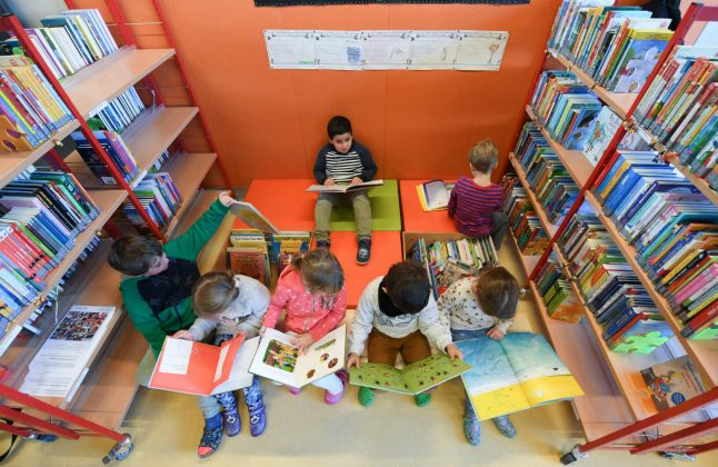 One in five German kids can't read properly when they leave primary school: report