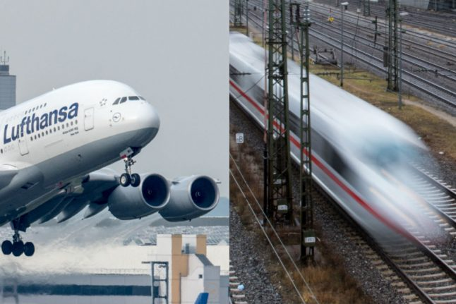 What now? Rail and air travel in Germany after the hurricane