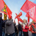 Europe roots for German union in battle for higher pay