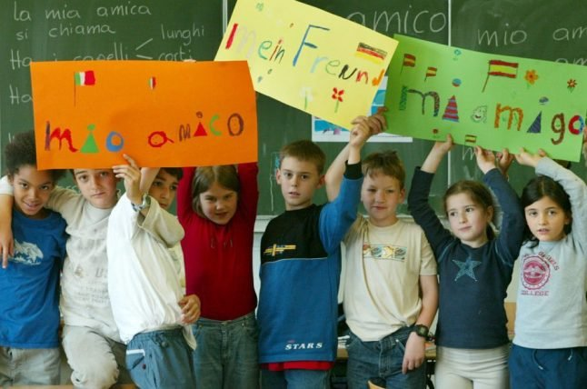 'Multilingualism is an enrichment, not a deficit': raising bilingual kids in Germany