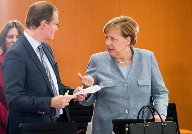 Germany's SPD at odds over coalition plan