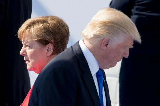 German-US relations after a year of Trump: what has changed?