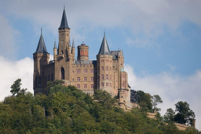 New project set to clear up mystery of how many castles Germany has