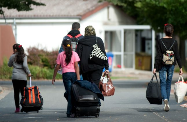 Merkel's Union reaches agreement with SPD on refugee family reunions