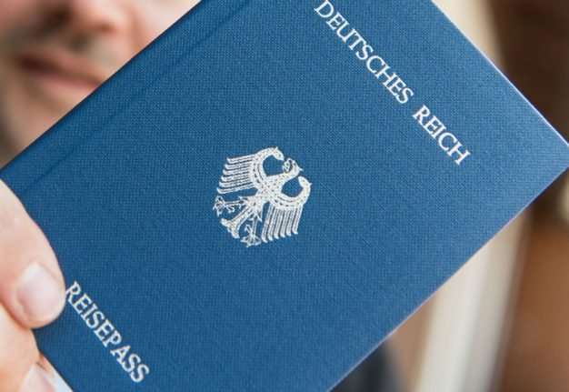 'Reichsbürger' members in Germany have increased by over 50 percent: report