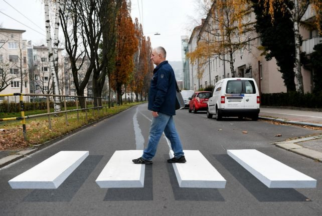 Braunschweig could soon get Germany's first 'floating crosswalk'