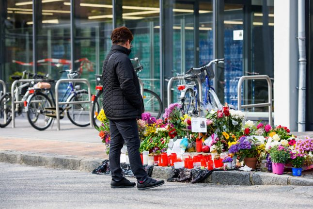Afghan gets life term for killing Christian mother in southern Bavaria
