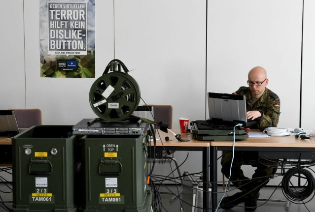 'Innovation and creativity': German army in need of startup founders