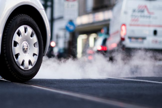 Here's how you could be affected by diesel bans in German cities