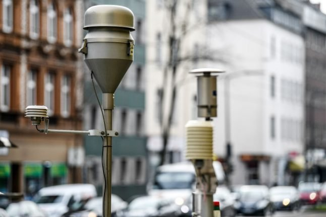 Federal court gives green light for diesel ban in German cities