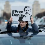 One year on and German journalist still sits in Turkish jail without charge