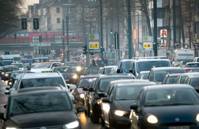 Germany's top court could open way to bans on diesel cars
