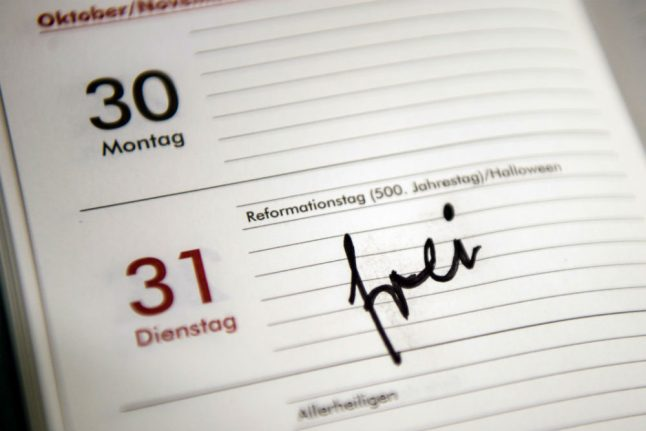 North German states set to get extra public holiday