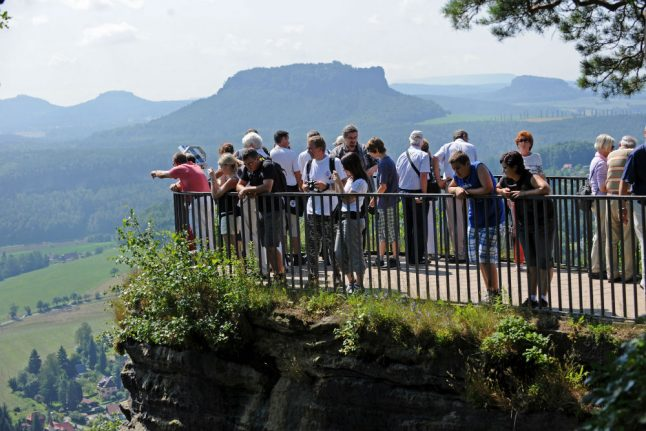 Visiting Germany: why is tourism continuously booming?