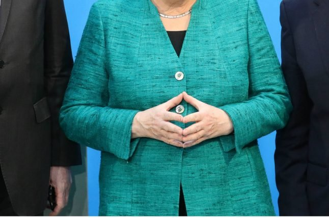 What you need to know about the coalition deal for new Merkel government