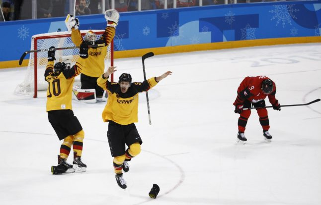 'Don't gloat': Germans get Canada travel advice after Olympic hockey shock