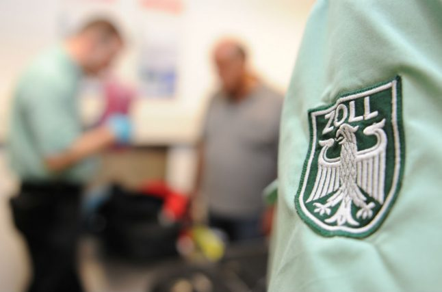 'Abuse of power': black travellers describe their ordeals with German customs