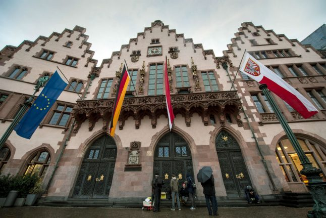Frankfurt mayoral election: which candidate shares my political views?