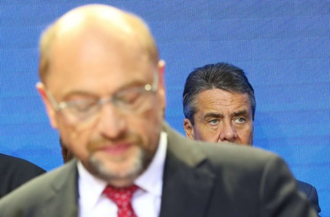 Schulz abandons bid for Foreign Ministry as SPD power struggle heats up