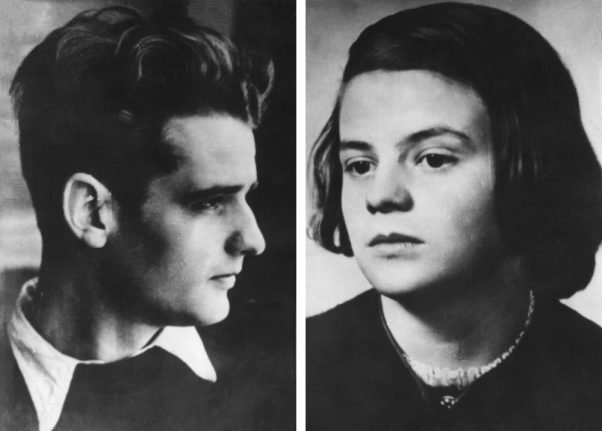75 years since the White Rose siblings were killed for resisting Hitler