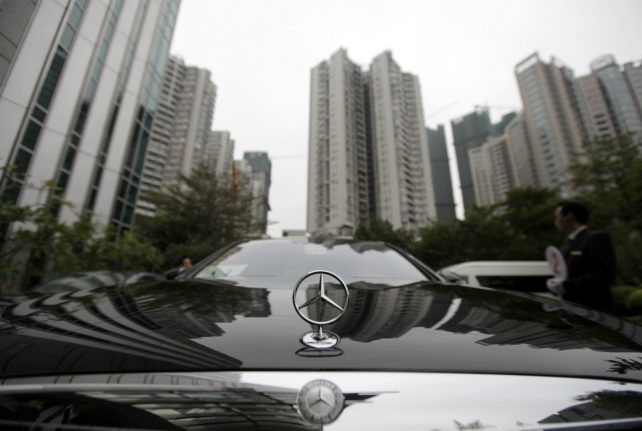 Can't make amends: China receives second Tibet apology from Mercedes Benz