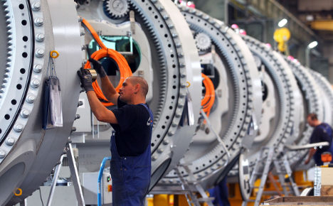 German economic growth will remain constant or speed up in 2018: analysts