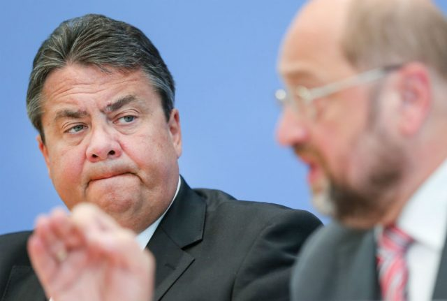 Snubbed Foreign Minister lashes out at 'lack of respect' in SPD