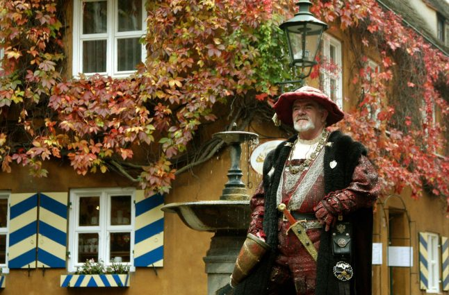 Fuggerei: The German district where rents haven't gone up in 500 years