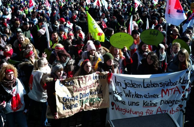Strikes in Rhine region bring public transport to halt: what you need to know