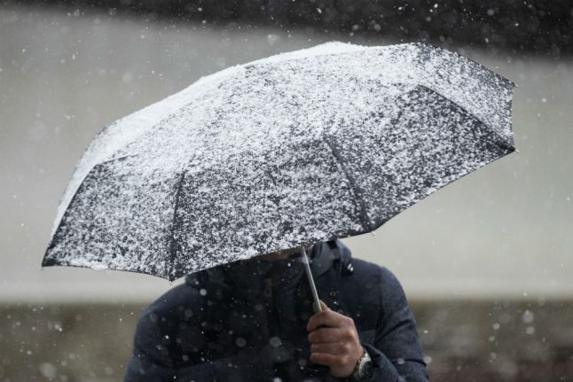 Winter making a comeback: snow and polar air on the way for Germany