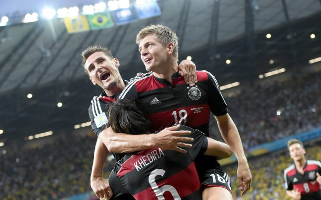 Toni Kroos: Brazil are 'two grades' better than 2014