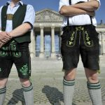 How a six-letter word has opened a debate about lederhosen and Nazis in German politics
